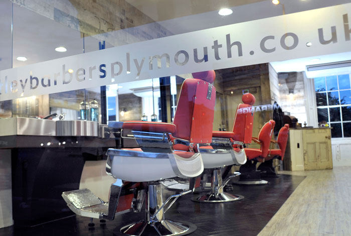 barbers plymouth barbers on mutley plain plymouth. Black Bedroom Furniture Sets. Home Design Ideas